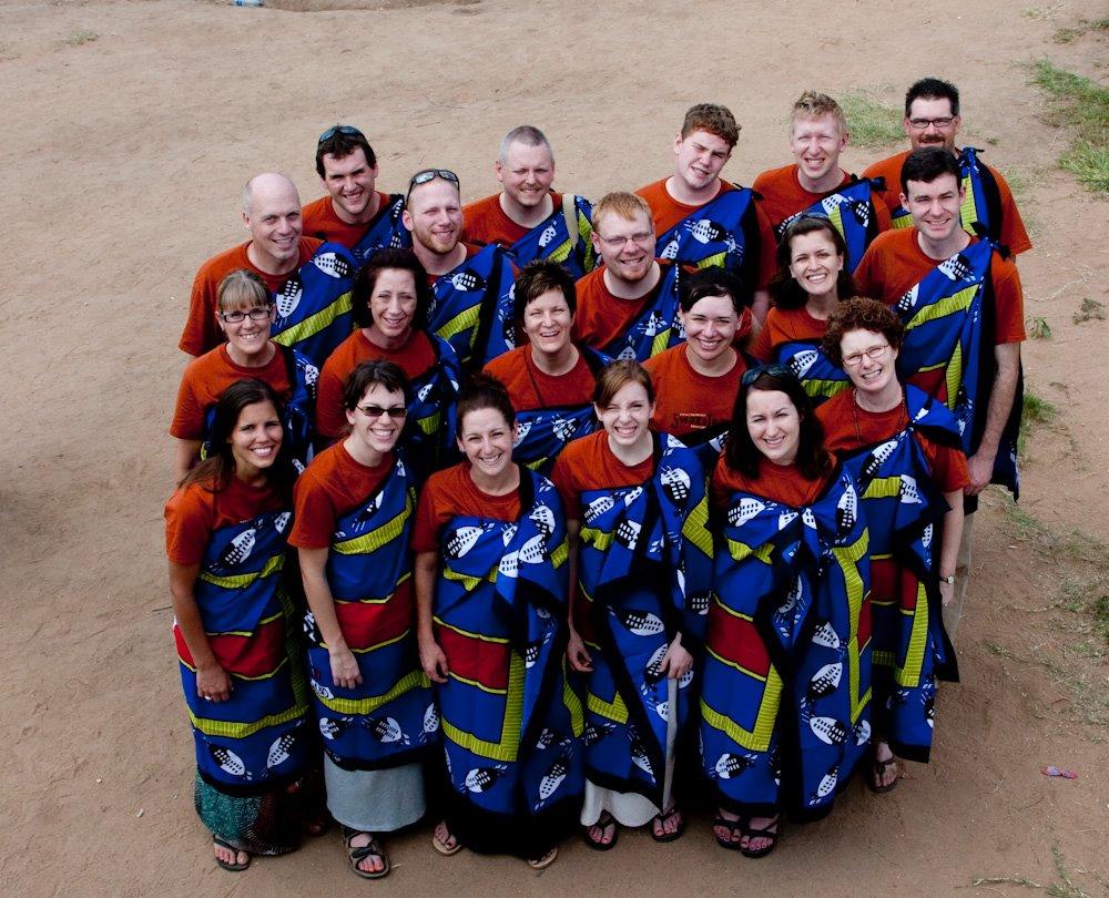 kfc team members